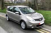 NISSAN NOTE 1.5 DCI ACENTA PURE DRIVE