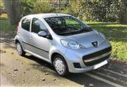 SOLD PEUGEOT 107 URBAN (5 DOOR)