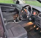 FORD FOCUS 1.8 ESTATE TITANIUM 125