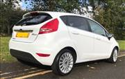 SOLD FORD FIESTA 1.4 TITANIUM