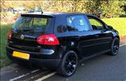 SOLD VOLKSWAGEN GOLF 1.9 TDI MATCH