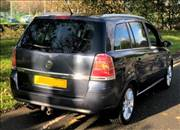 VAUXHALL ZAFIRA 2.0i DESIGN TURBO